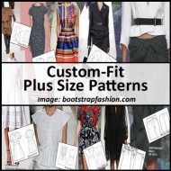 Custom-Fit Plus Size Patterns