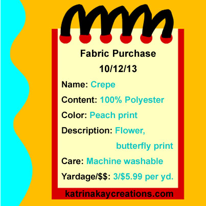 fabric card 10 fav