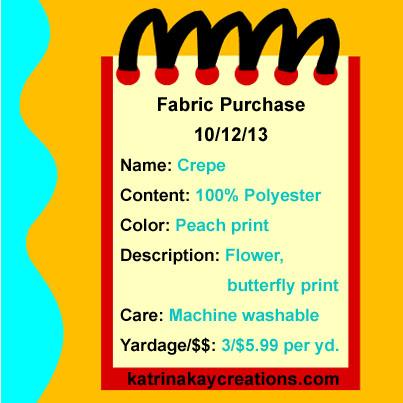 fabric card 10 fav