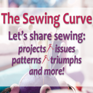The Sewing Curve, Facebook Group