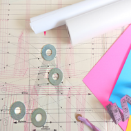 Patternmaking Tools that Won't Break Your Budget, Part 1