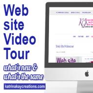 Web Site Video Tour