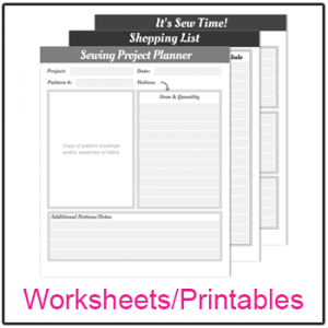 worksheets-printables
