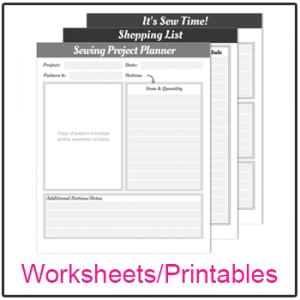 worksheets-printables
