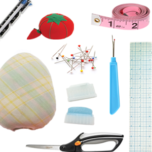 As a sewing beginner, you don't have to have every sewing tool ever sold in your toolkit. Depending on what type of sewing projects you start with, some sewing tools you just won't need right away. You can add tools to your sewing kit as you need them. So what sewing tools should you start out with? This blog post will tell you about 15 sewing tools that will give you a complete starter toolkit. Read the blog post now or pin it to save for later.