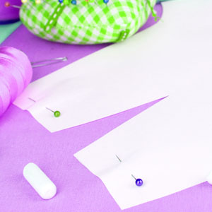 How To Lay Out Pattern Pieces For Sewing Success