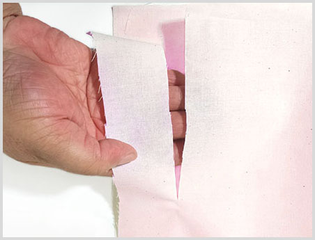 Fabric preparation is very important. It can mean the difference between having a garment that looks homemade and one that beautifully handmade. Find out what 3 things you need to do before you cut your fabric. Read the blog post now or pin it to save for later.